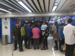 北京朝阳区和平里西街21号天丰利商场(和平里店)LED智能屏_3