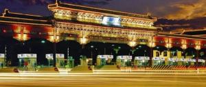 北京高速公路收费站报亭广告位_2