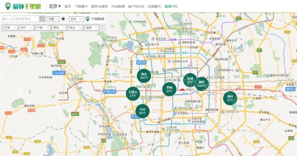 北京市中高住宅社区滚动灯箱广告位