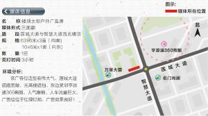 许昌市  莲城大道与智慧大道西北(360商圈)  楼顶大牌_1