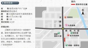 许昌市  文峰路与建安大道东南侧  楼顶大牌_1