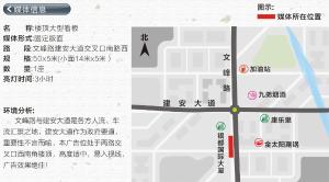 许昌市  文峰路建安大道西南  楼顶大牌_1