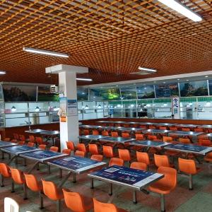 校果-北京舞蹈学院校园桌贴 校园广告投放