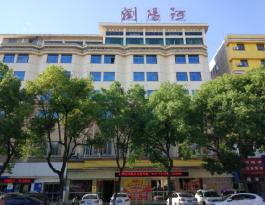 湖南省益阳市资阳区高端酒店电梯电视广告位