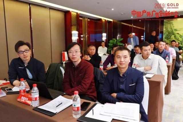 中国户外广告创新大会上,小区飞信一炮而红!