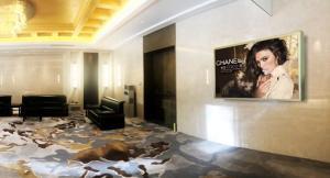 北京大兴机场贵宾厅电子LED屏广告媒体