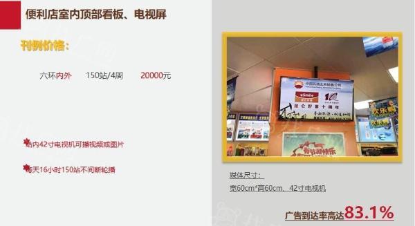 中石油北京加油站媒体2019年广告特惠:买一赠一