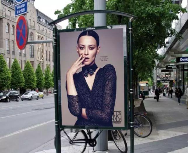 好的创意,就是户外广告中的点睛之笔