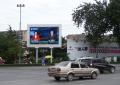 山东济南市市中区济南市公安局交警支队LED广告屏