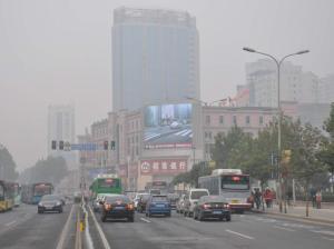 山东省济南市历城区洪楼广场户外LED显示屏