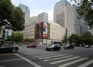 浙江省杭州市拱墅区杭州大厦D座户外LED显示屏