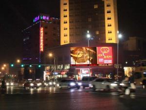 山西省太原市迎泽区海外海大酒店户外LED显示屏