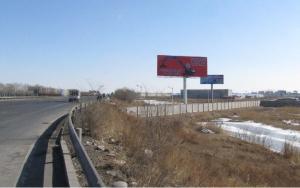 北京市京沈高速534.7公里处户外单立柱广告