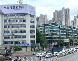 广东汕头市金平区金凤桥与汕樟路交界处广告