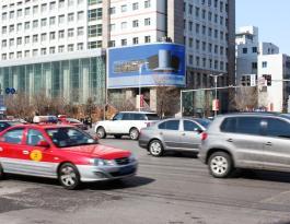 辽宁省沈阳市和平区盛京医院LED显示屏