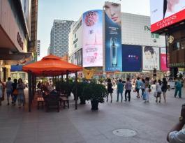 辽宁省沈阳市和平区太原街百盛楼LED显示屏