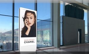 北京市大兴机场出发到达候机厅登机口LED屏广告媒体
