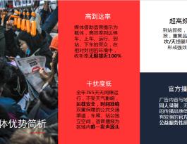 河南省郑州市一号线地铁语音冠名报站广告