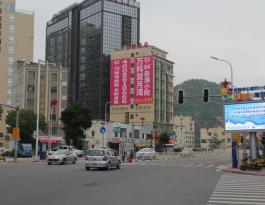广东惠州市惠东县巽寮管委会墙体户外广告牌