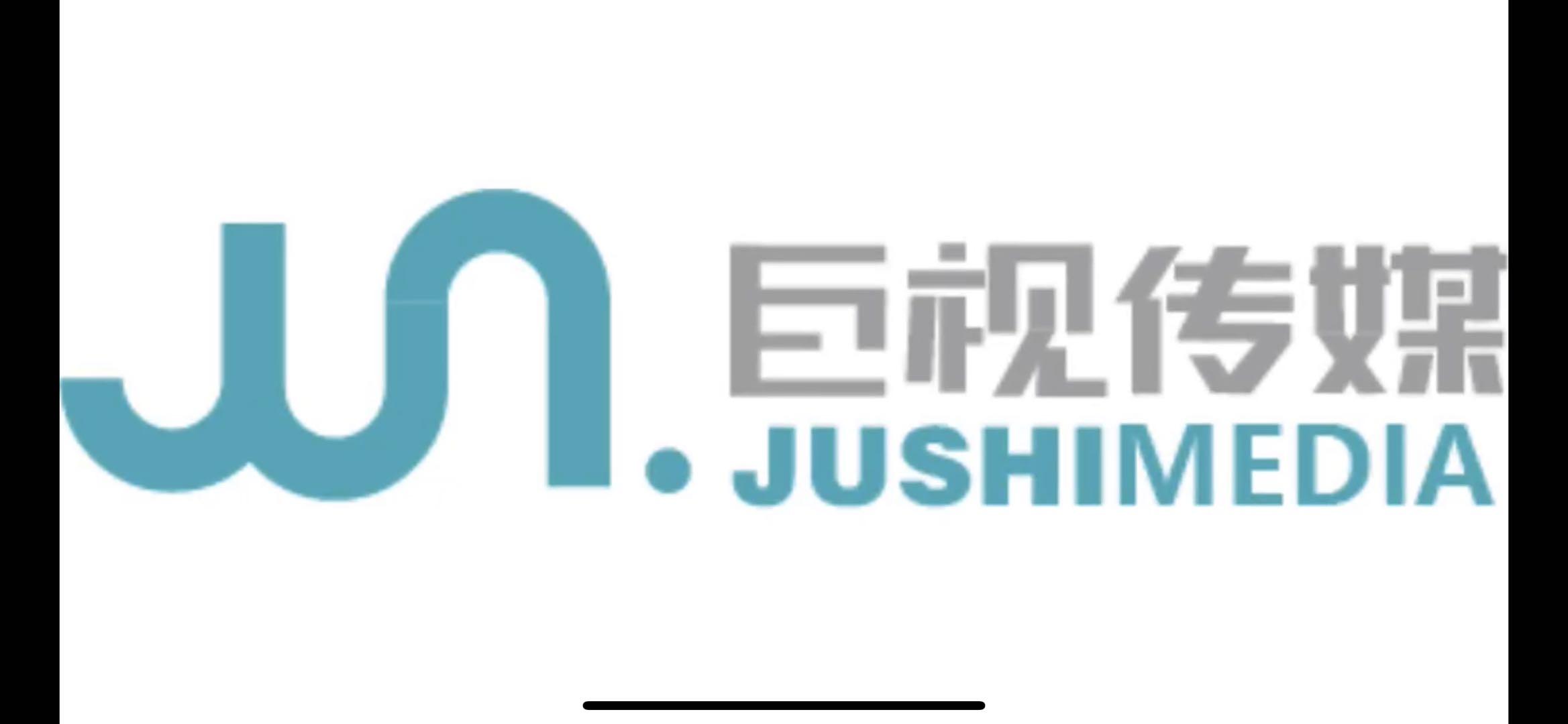 廊坊巨视文化传媒有限公司logo