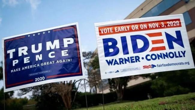 谁说户外广告不重要?广告费是美国总统大选中最重要的开销!