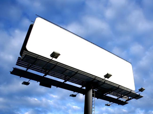户外广告牌怎么制作?深扒户外广告牌安装注意事项