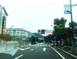 贵州安顺黄果树旅游区户外广告