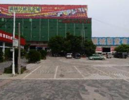 江西省赣州市南康区汽车东站楼顶广告牌