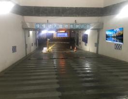四川省成都市青羊区文殊坊地下停车场灯箱广告位