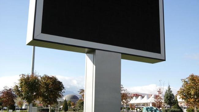 户外LED电子屏可以上门安装吗?最全科普