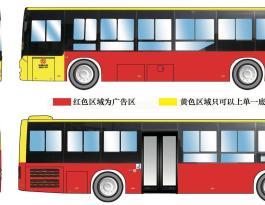 辽宁省沈阳市公交车身广告