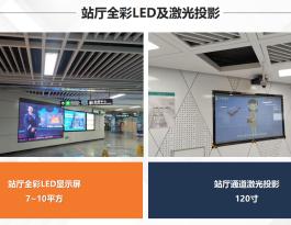 深圳地铁电视免刊例费寻品牌合作
