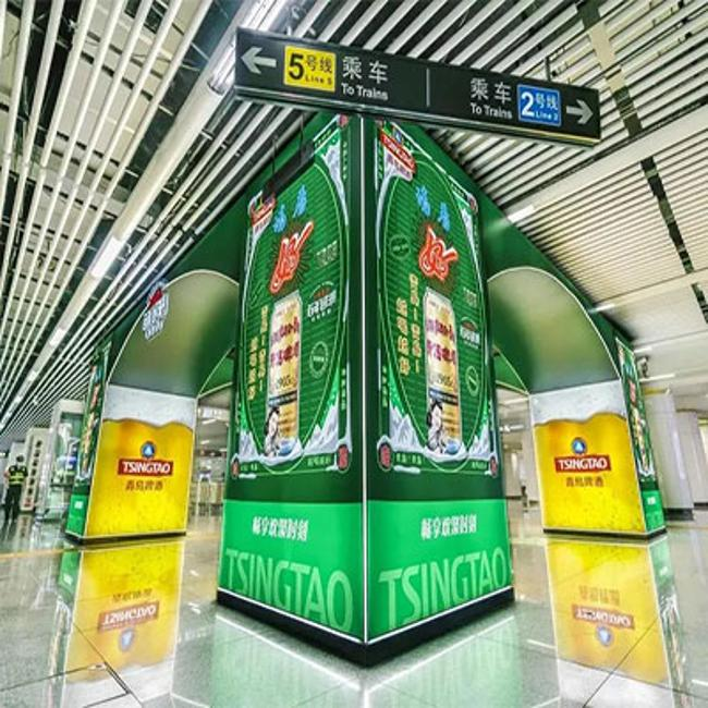蒂芙尼、阿迪达斯、麦当劳...这些品牌又在户外广告上玩什么花样?