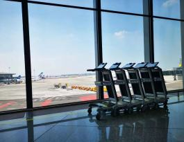 北京大兴区全大兴区大兴国际机场uGO智能手推车机场智能终端