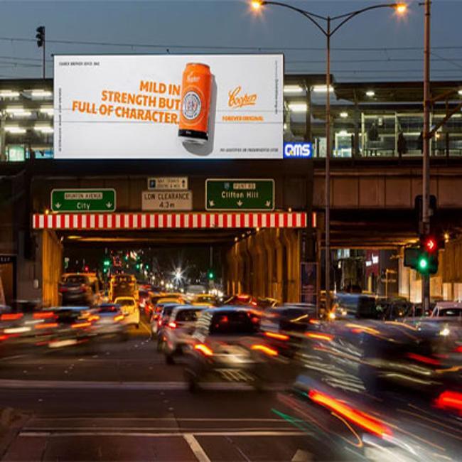 一组数据告诉你:有创意的户外广告更具吸引力!